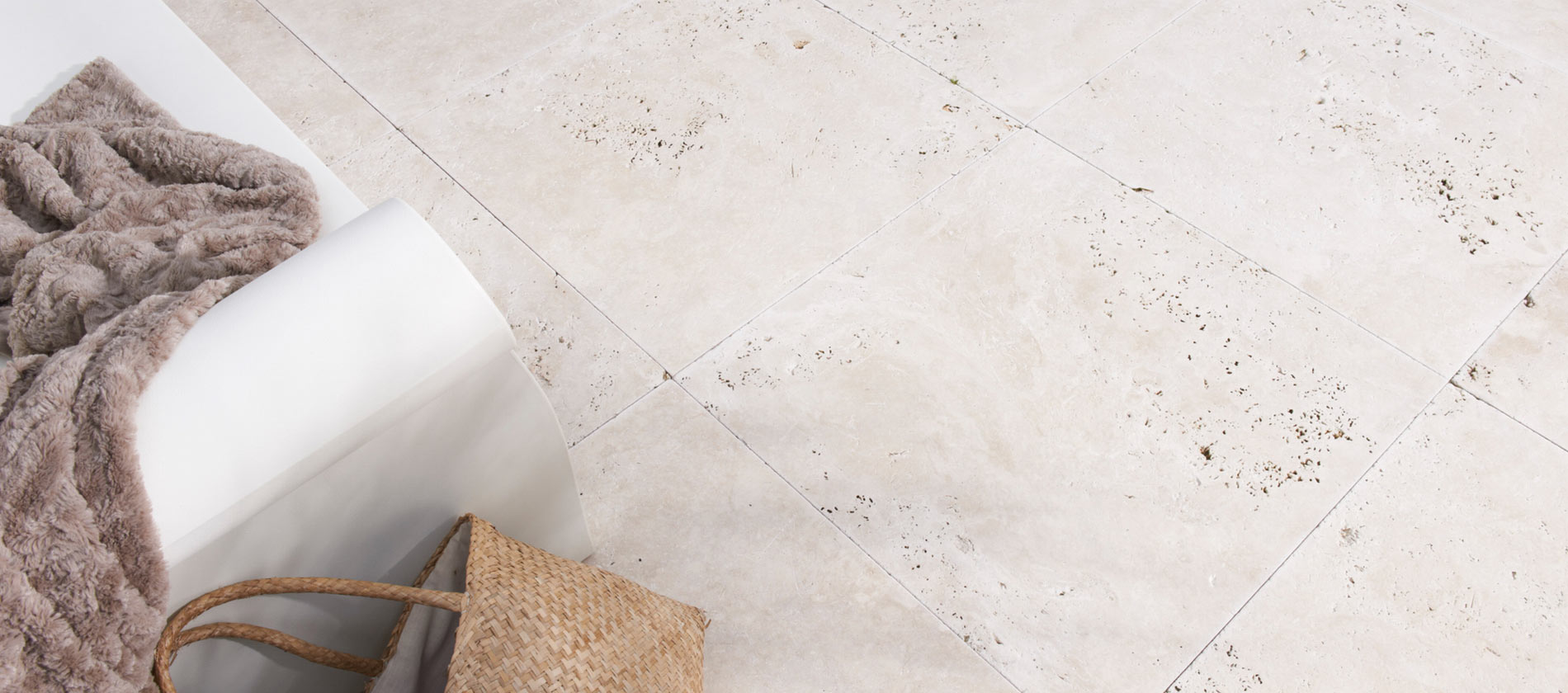 Travertine Crema King Size